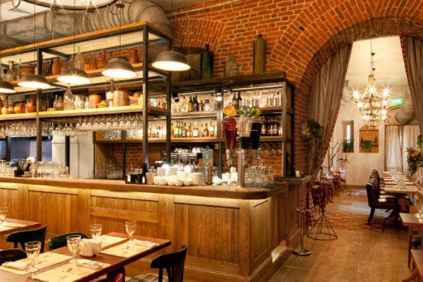 Кавказский Ресторан ДжонДжоли на Чистых Прудах фото 9