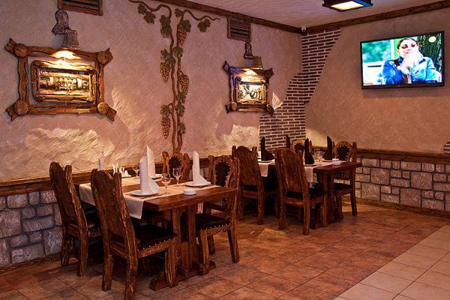 Грузинский Ресторан Мимино на Рижской фото 3