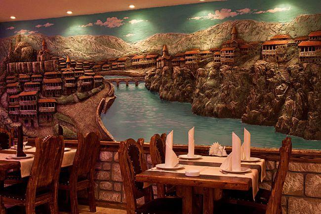Грузинский Ресторан Мимино на Рижской фото 6