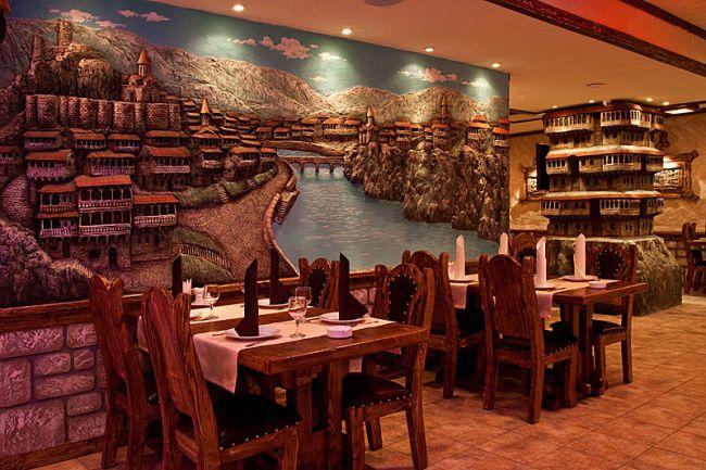Грузинский Ресторан Мимино на Рижской фото 1