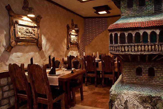 Грузинский Ресторан Мимино на Рижской фото 9