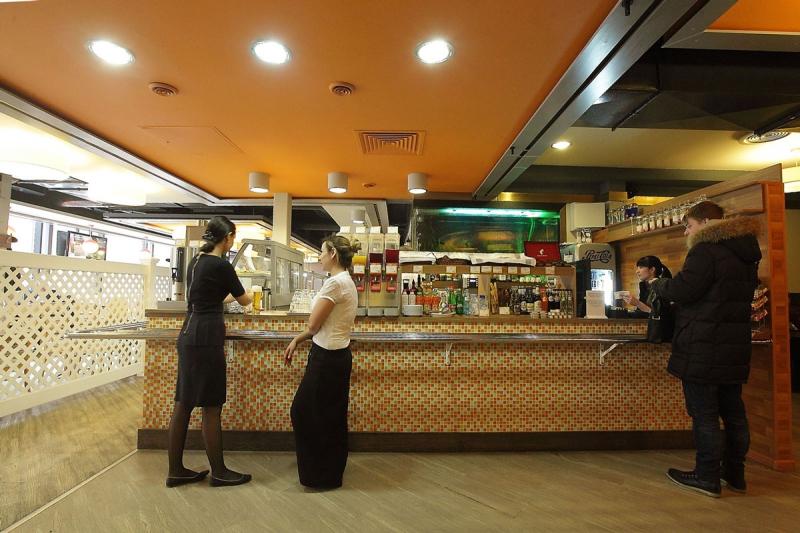 Кафе Апельсин фото 13