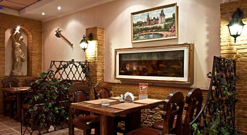 Ресторан Волшебный Замок фото 8
