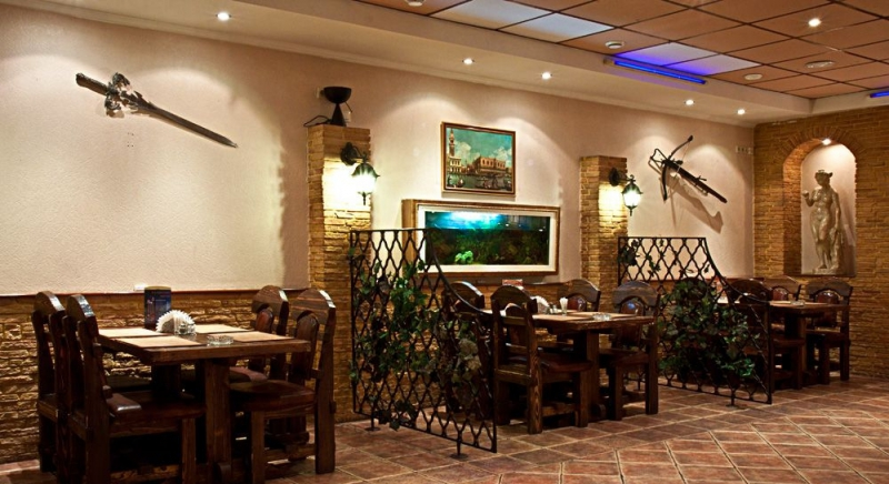 Ресторан Волшебный Замок фото 13