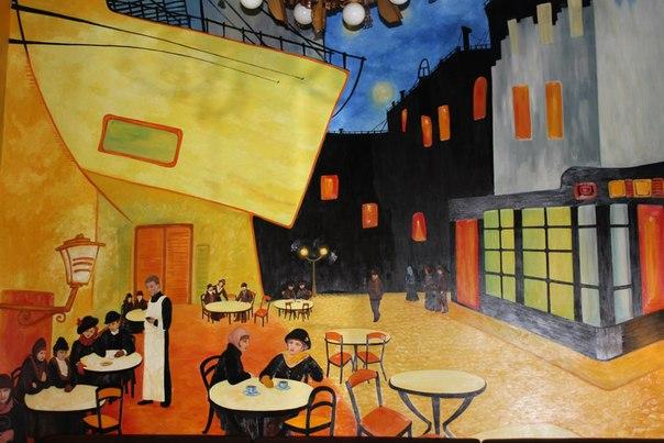 Кафе Чаплин фото 9