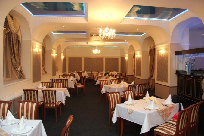 Ресторан Даиси на Пролетарской фото 2