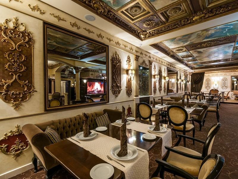 Ресторан Эрмитаж на Вишневой улице фото 9