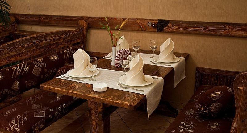 Ресторан Вояж фото 5
