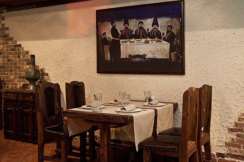 Ресторан Алазанская Долина фото 2