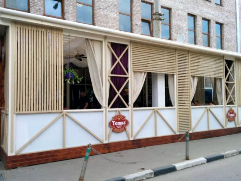 Ресторан Tomas Smokey Grill фото 6