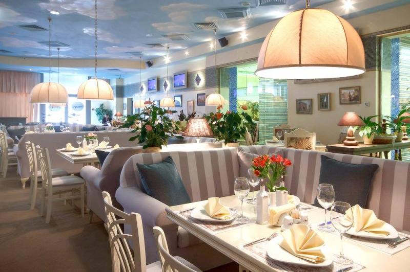 Ресторан Il Canto (Иль Канто) фото 11