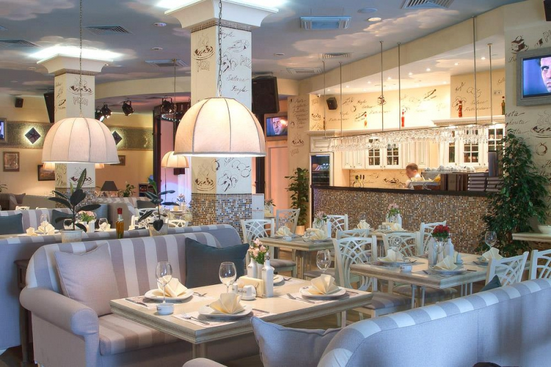 Ресторан Il Canto (Иль Канто) фото 5