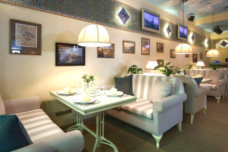 Ресторан Il Canto (Иль Канто) фото 4
