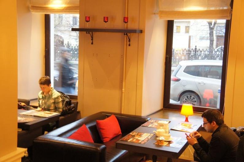 Кафе Сыто Piano на Трубной (Сыто Пьяно) фото 6