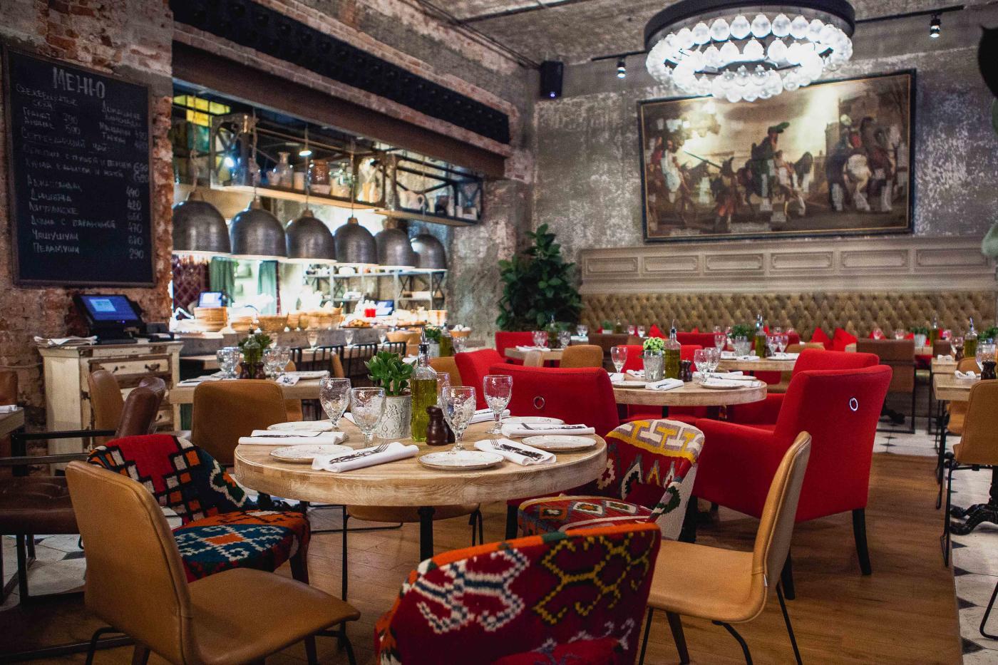 Ресторан 5642 Высота фото 6