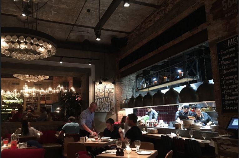 Ресторан 5642 Высота фото 33