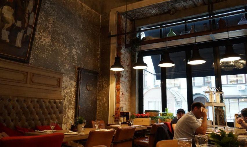 Ресторан 5642 Высота фото 50