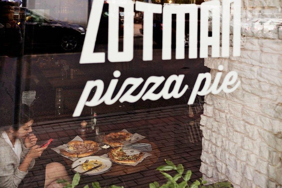 Пиццерия Зотман Пицца Пай на Большой Никитской (Zotman Pizza Pie) фото 35