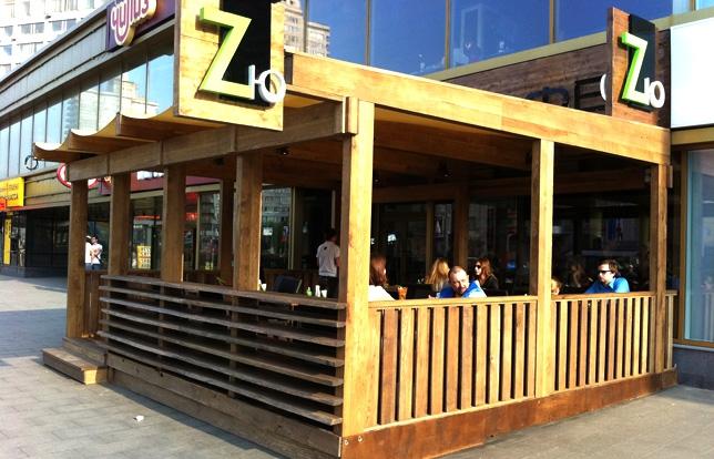 Кафе Zю Cafe на Смоленской фото 4