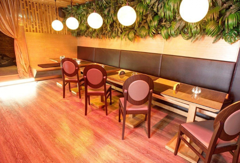 Японский Ресторан Пэко на Маяковской (Peko Lounge Bar) фото 8