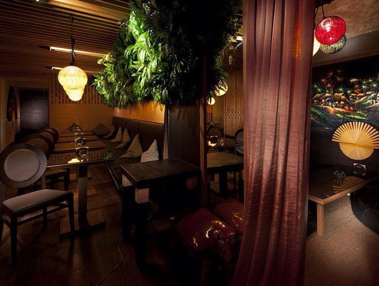 Японский Ресторан Пэко на Маяковской (Peko Lounge Bar) фото 4
