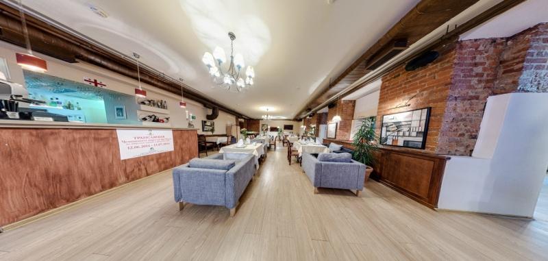 Кафе Хинкальная на 1-ом Люсиновском фото 4