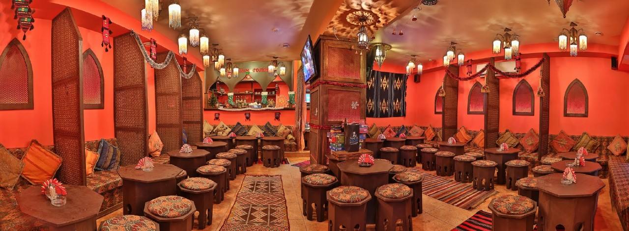 Кафе Кальян на Чистых Прудах (Kalyan Cafe) фото