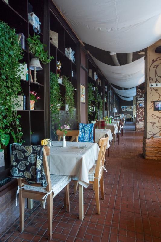 Ресторан Итальянский дворик в Сокольниках фото 1