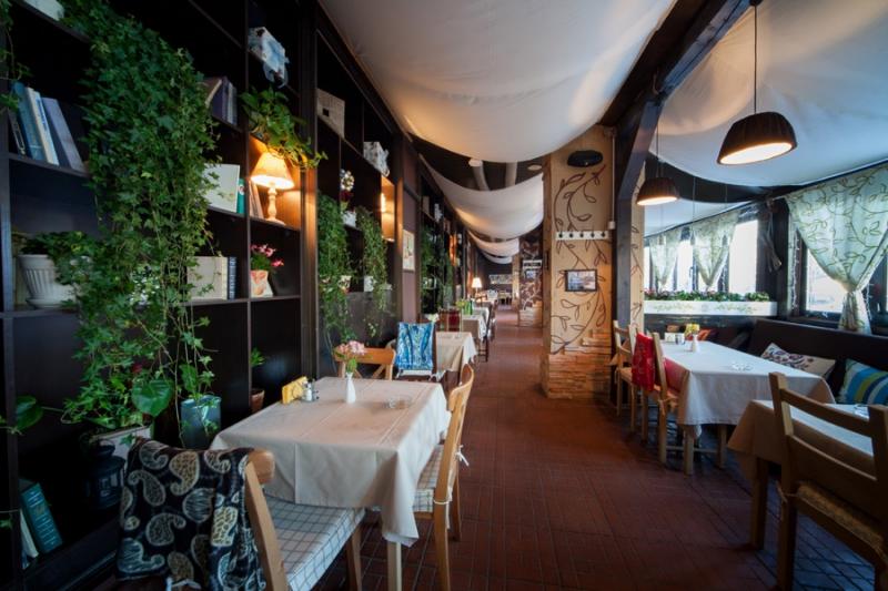 Ресторан Итальянский дворик в Сокольниках фото 15