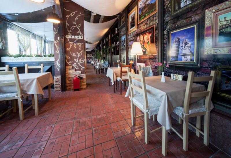 Ресторан Итальянский дворик в Сокольниках фото 19