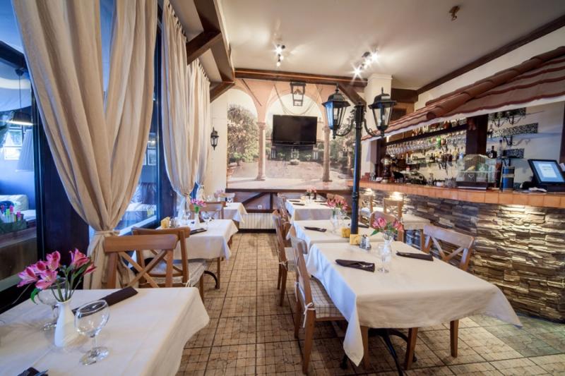 Ресторан Итальянский дворик в Сокольниках фото