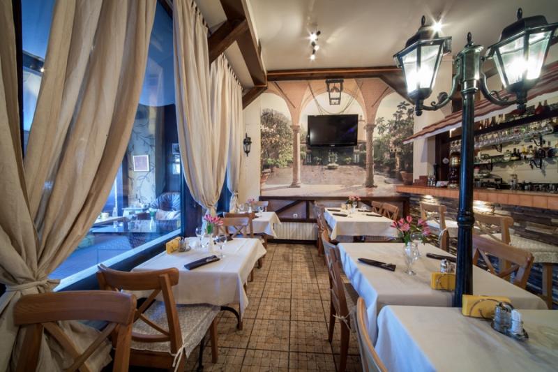 Ресторан Итальянский дворик в Сокольниках фото 21