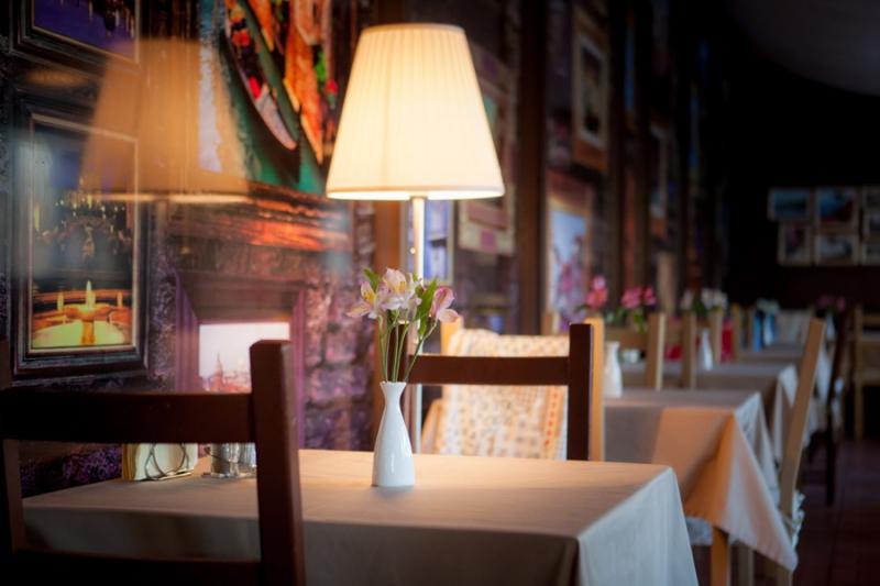 Ресторан Итальянский дворик в Сокольниках фото 13
