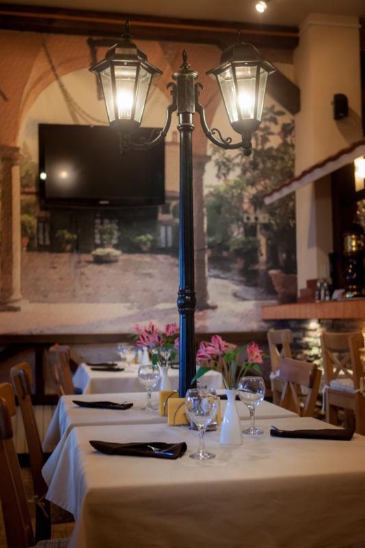 Ресторан Итальянский дворик в Сокольниках фото 7
