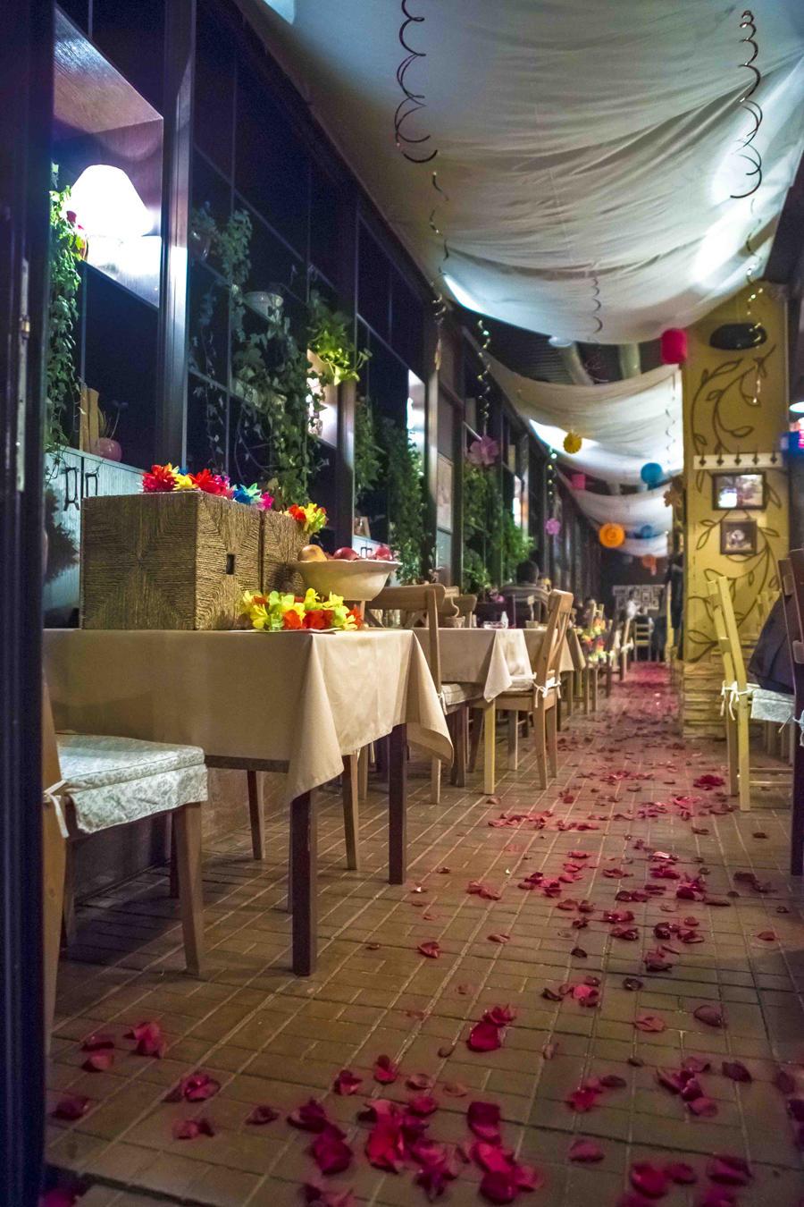 Ресторан Итальянский дворик в Сокольниках фото 24