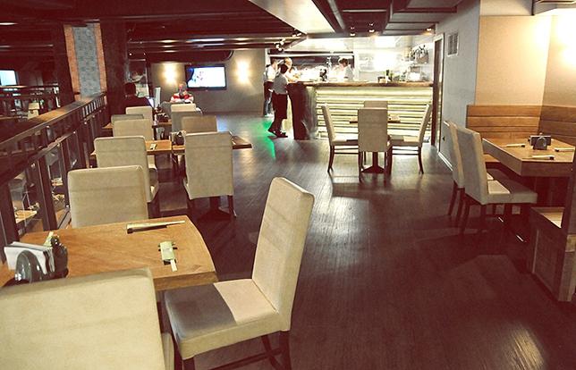 Ресторан Zю Cafe на Боровицкой фото 1