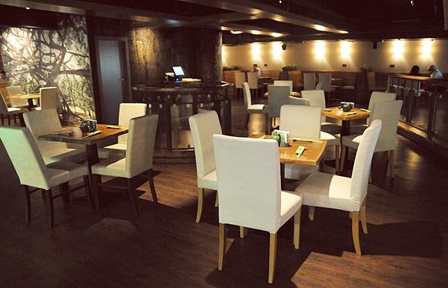 Ресторан Zю Cafe на Боровицкой фото 3