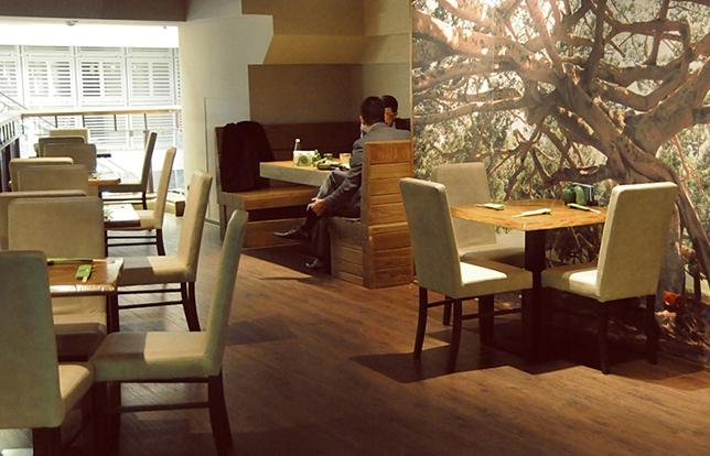 Ресторан Zю Cafe на Боровицкой фото
