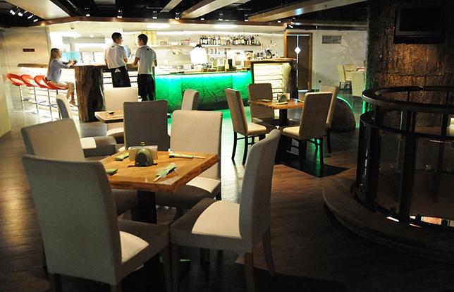 Ресторан Zю Cafe на Боровицкой фото 4