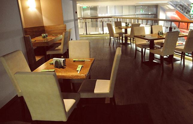 Ресторан Zю Cafe на Боровицкой фото 6