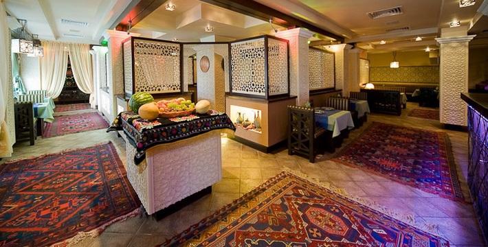 Узбекский Ресторан Сандык на Братиславской (Марьино) фото