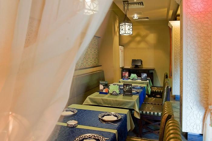 Узбекский Ресторан Сандык на Братиславской (Марьино) фото 8