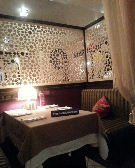 Узбекский Ресторан Сандык на Братиславской (Марьино) фото 36