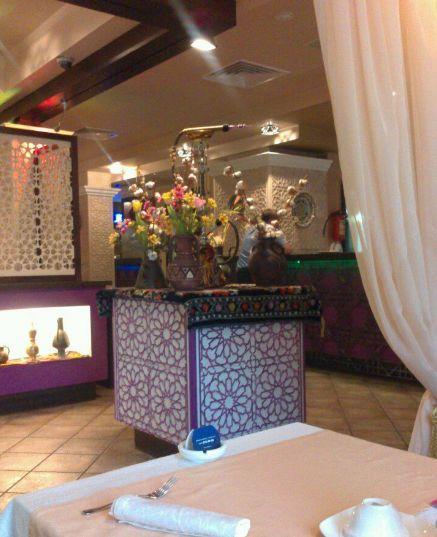 Узбекский Ресторан Сандык на Братиславской (Марьино) фото 37