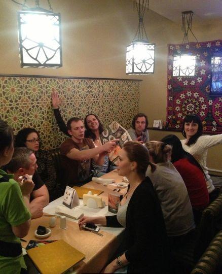 Узбекский Ресторан Сандык на Братиславской (Марьино) фото 42
