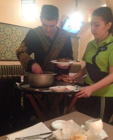 Узбекский Ресторан Сандык на Братиславской (Марьино) фото 47