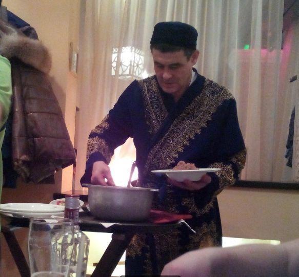 Узбекский Ресторан Сандык на Братиславской (Марьино) фото 51