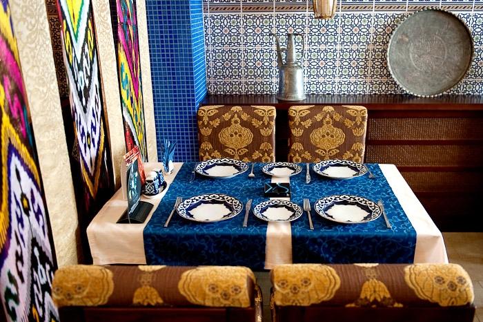 Узбекский Ресторан Сандык на Щелковской фото 14