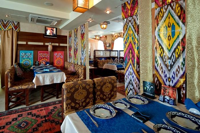 Узбекский Ресторан Сандык на Щелковской фото 11