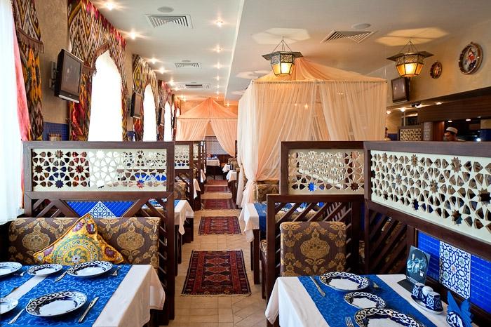 Узбекский Ресторан Сандык на Щелковской фото